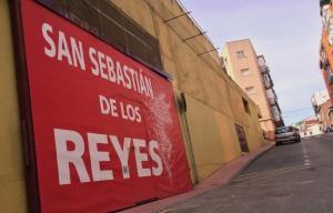 Ciudadanos san Sebastián de los reyes corrales de suelta Martín Perdiguero