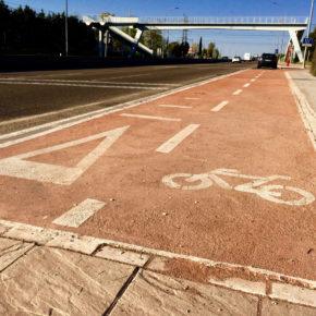 Ciudadanos (Cs) San Sebastián de los Reyes pide un carril bici que conecte las urbanizaciones de la N-1 con el casco urbano