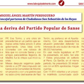 La deriva del Partido Popular de SanSe