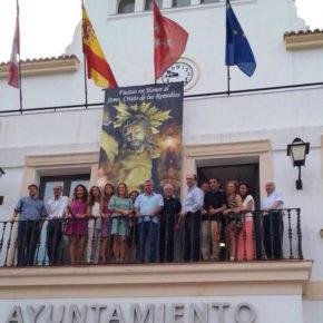 Cs SanSe pide que el Gobierno de PSOE y Ganemos lleguen a un acuerdo para colgar la tradicional banderola de las fiestas populares
