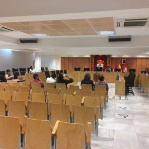 """Martín Perdiguero: """"Lo que tiene que hacer el nuevo tripartito en la oposición es trabajar y acudir al Pleno para desbloquear SanSe"""""""