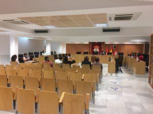 Boicot Pleno del PPSanse, Izquierda Independiente y Podemos en San Sebastián de los Reyes Ciudadanos