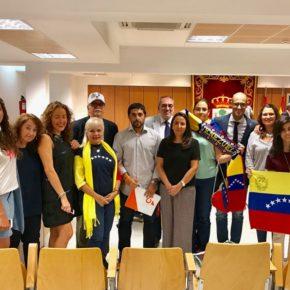Ciudadanos (Cs) San Sebastián de los Reyes logra que se apruebe su moción de apoyo a las libertades democráticas en Venezuela