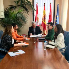 Ciudadanos no apoyará las modificaciones de crédito del equipo de Gobierno que no sean negociadas ni trabajadas con la oposición