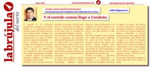 La Brujula del Norte Martin Perdiguero Ciudadanos San Sebastian de los Reyes ciutatans