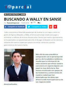 Actualización Guías municipales San Sebastián de los Reyes Ciudadanos Miguel Ángel Martín Perdiguero