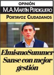 El mismo Summer Sanse con mejor gestión