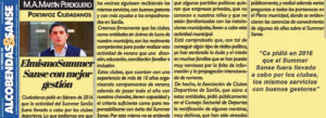 Summer Sanse 2018 Martin Perdiguero Ciudadanos San Sebastian de los Reyes