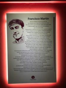Francisco Martín Moreno Belenista San Sebastián de los Reyes corrales de suelta