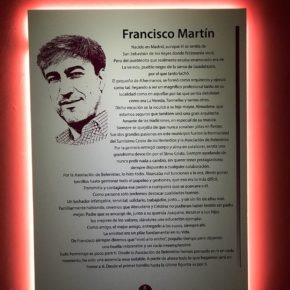 Ciudadanos (Cs) SanSe solicita que el Centro Municipal Polivalente lleve el nombre del belenista Francisco Martín Moreno