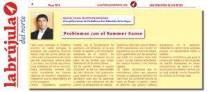 Summer Sanse Ciudadanos San Sebastián de los Reyes