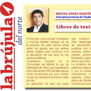 Libros de texto gratuitos, una medida que se debe activar