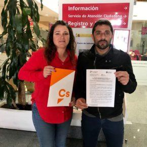 Ciudadanos (Cs) SanSe insta al Ayuntamiento a exigir a la Comunidad de Madrid que dé cumplimiento a la Ley de Gratuidad de Libros de Texto
