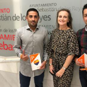 Ciudadanos (Cs) San Sebastián de los Reyes consigue que el Ayuntamiento se comprometa a firmar un convenio con las familias de partos múltiples