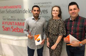 Aprobación Convenio AMAPAMU Ayuntamiento gracias a Ciudadanos San Sebastián de los Reyes