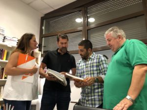 Huerto educativo IES Atenea San Sebastián de los Reyes Ciudadanos