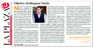 Desbloquear inversiones San Sebastián de los Reyes Miguel Ángel Martín Perdiguero