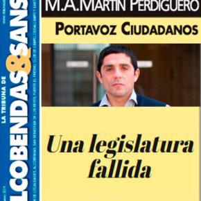 Una legislatura fallida