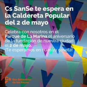 Vente a la Caldereta Popular de SanSe