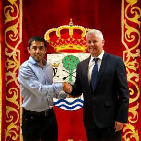 Ciudadanos y PSOE firman un acuerdo de gobierno estable que impulsará San Sebastián de los Reyes en la legislatura 2019-2023