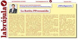 Sueldos Partido Popular Sanse dietas Lucia Fernandez