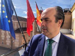 Juan Olivares concejal econiomía hacienda san sebastián de los reyes ciudadanos
