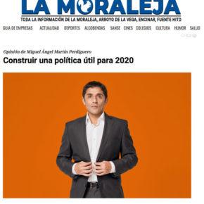 Construir una política útil para 2020