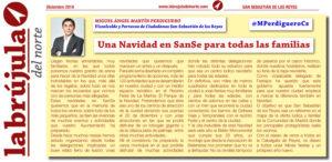 La Brujula Ciudadanos San Sebastián de los Reyes Navidad en familia