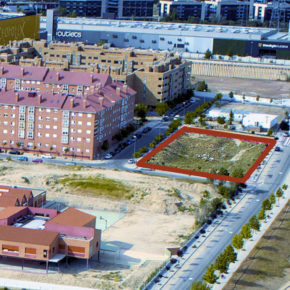 Aprobado el estudio de detalle para la construcción del Centro de Salud de Dehesa Vieja