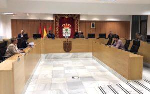 Junta de Gobierno Local Coronavirus
