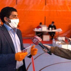 Sanse ha destinado cerca de medio millón de euros en contratos de emergencia para la lucha contra la Covid-19