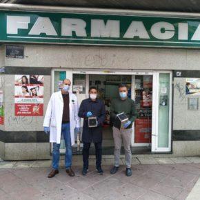 El Ayuntamiento de SanSe pone a disposición de los comercios locales cañones de ozono para su desinfección integral