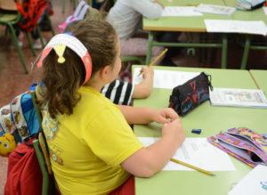 Ayudas libros material escolar san sebastian de los reyes educación ciudadanos
