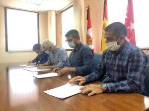 Firma carta Test Covid-19 Alcobendas San Sebastián de los Reyes