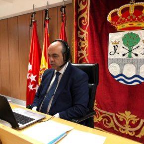 """San Sebastián de los Reyes destina 6.8 millones de euros al plan de contingencia """"Sanse te ayuda"""" para afrontar la crisis ocasionada por la Covid-19"""