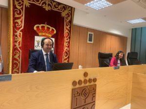 Juan Olivares, concejal Ciudadanos Economia Hacienda