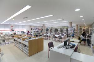 Biblioteca Caludo Rodríguez San Sebastián de los Reyes