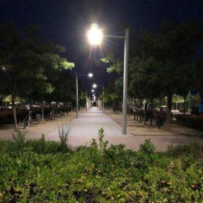 La tecnología LED ilumina Tempranales con un ahorro de 43.000 euros anuales