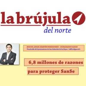 6,8 millones de razones para proteger SanSe