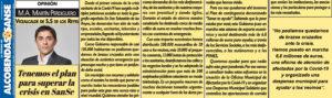 San Sebastian de los Reyes sanse te ayuda vicealcalde Martín Perdiguero