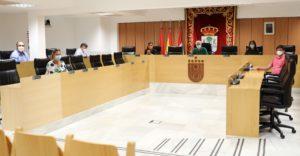 Junta de Gobierno Local presupuesto 2020 Ciudadanos San sebastian de los reyes