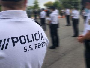 Policia Local SAn Sebastian de los Reyes presupuestos 2020