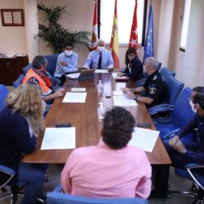 El Gobierno de SanSe responde con un conjunto de actuaciones extraordinarias de seguridad a las restricciones dictadas por la Consejería de Sanidad