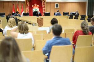San Sebastián de los Reyes vuelta al cole reunion directores