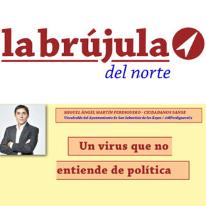 Un virus que no entiende de política